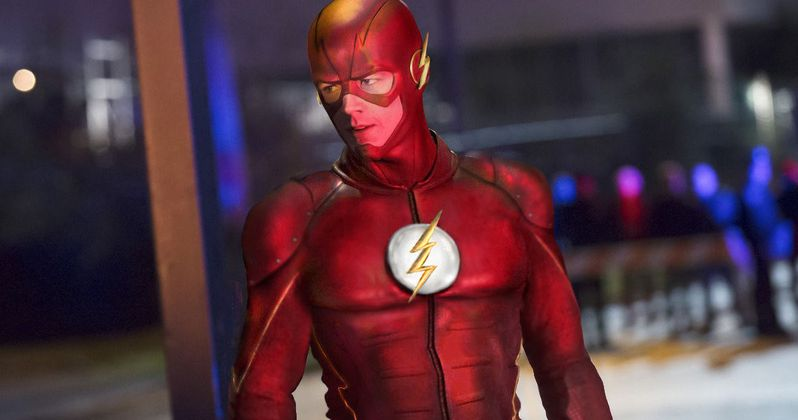 Flash Season 2 Will Visit Earth 2 Sooner Than Expected