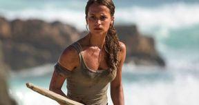 First Look at Alicia Vikander as Lara Croft in Tomb Raider Remake