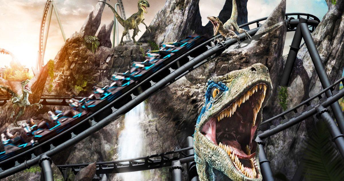 Jurassic Park 2021