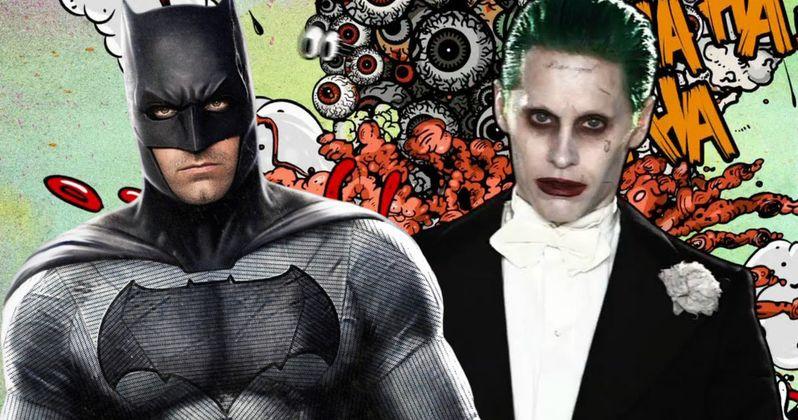 Suicide Squad Toy Reveals Huge Batman Vs Joker Spoiler?