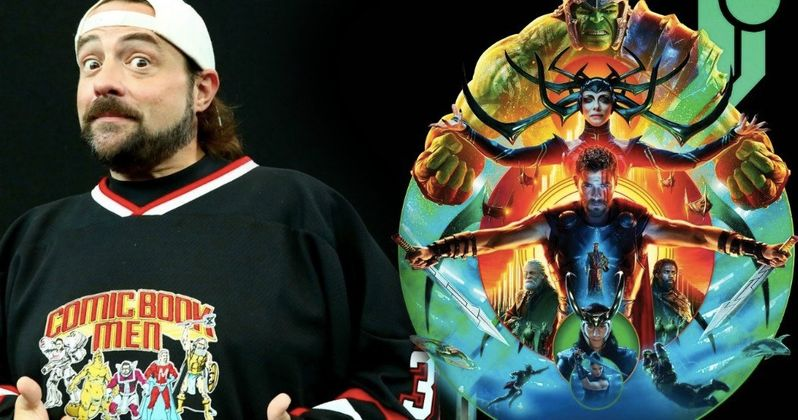 How Kevin Smith Helped Save Thor: Ragnarok