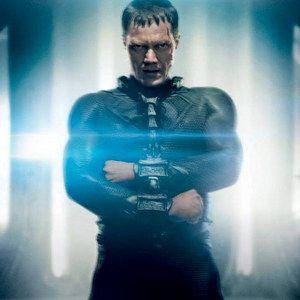 Man of Steel General Zod and Kal-El Posters