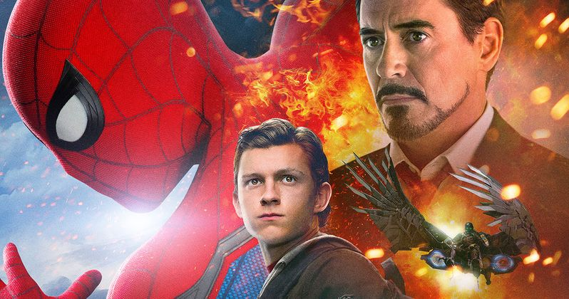 Spider-man: Homecoming Trailer #3 Arrives & It's Massive