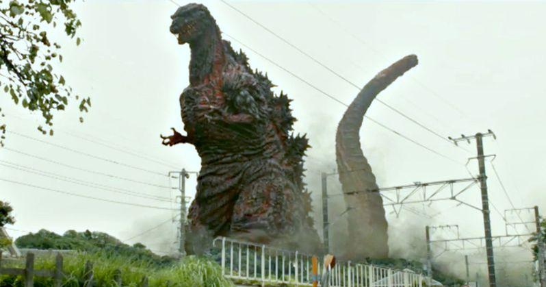 Godzilla: Resurgence Trailer Brings Back the Original Monster