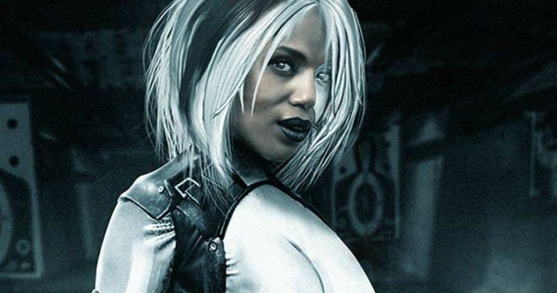 What Kerry Washington Looks Like as Domino in Deadpool 2