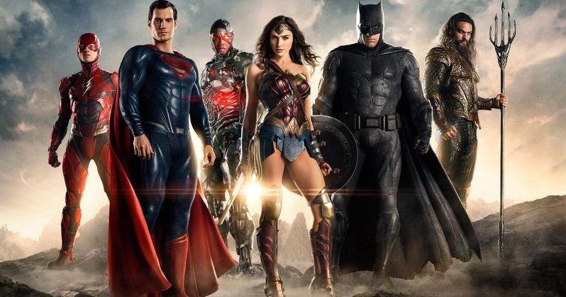 Justice League Unite in Epic Comic-Con Panel Video