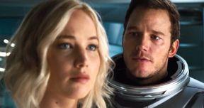 First Passengers TV Spot Has Chris Pratt Uncovering a Big Secret