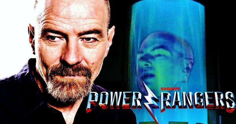 Bryan Cranston as Zordon Revealed in Power Rangers