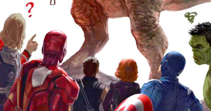 Marvel Congratulates Jurassic World for Beating The Avengers