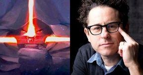 J.J. Abrams on Star Wars 7 Lightsaber, Star Trek 3 Story
