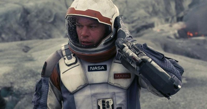 The Martian TV Spots: Matt Damon Shocks the World