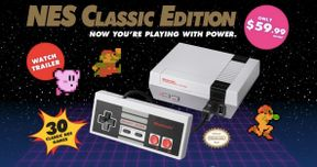 Nintendo's NES Classic Edition Returns This Summer