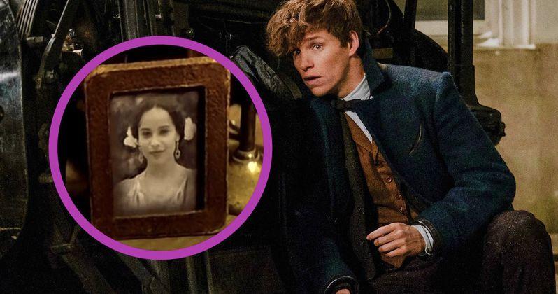 Zoe Kravitz Talks Fantastic Beasts 2 Newt & Leta Romance