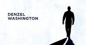 Denzel Washington Walks Towards Justice in The Equalizer Poster