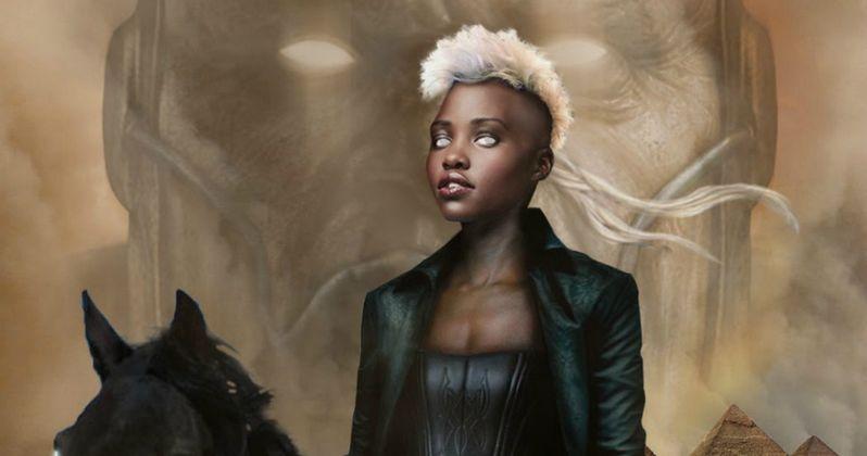 X-Men: Apocalypse Comic-Con Teaser Reveals Apocalypse & Storm