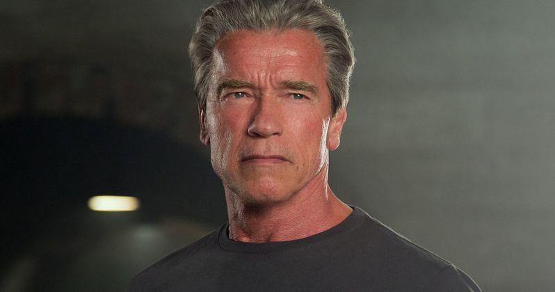 Schwarzenegger Plays Human T-800 Prototype in New Terminator Movie
