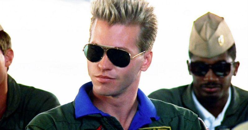 Val Kilmer Will Return as Iceman in Top Gun 2