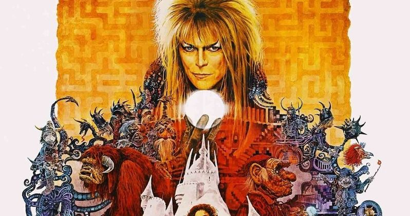 Labyrinth Movie Is a Continuation, Not a Remake Says Writer