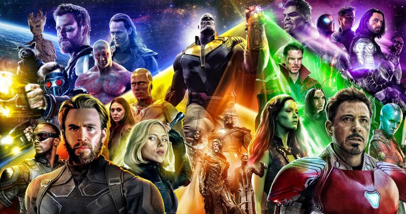 Avengers: Infinity War Just Got an Earlier Release Date In April