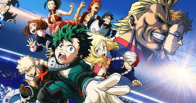 Funimation Turns My Hero Academia Into a Merchandise Juggernaut
