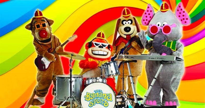 The Banana Splits Return in New Hanna-Barbera Horror Movie