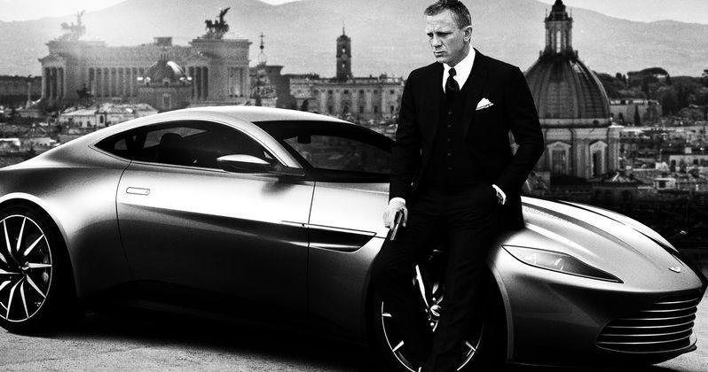 Spectre Writers Return for Bond 25, Daniel Craig Still Undecided