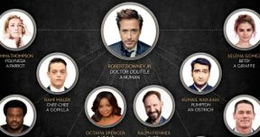 John Cena, Tom Holland & More Join Robert Downey Jr.'s Dr. Dolittle
