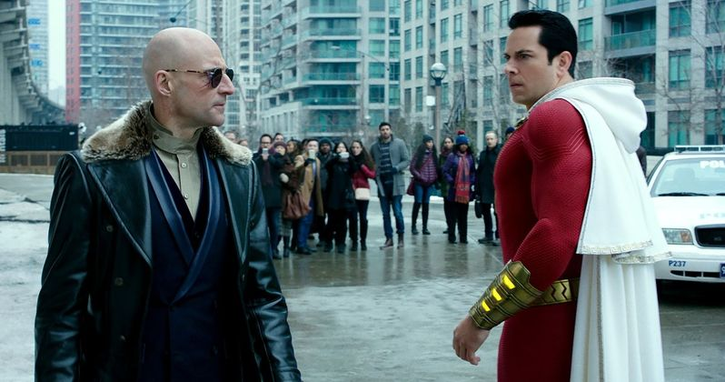 New Shazam! TV Spot Can't Conceal Billy Batson's Superhero Secret
