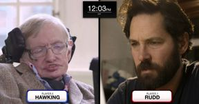 Nerd Alert: Ant-Man Vs Stephen Hawking, Jurassic Parkour & More