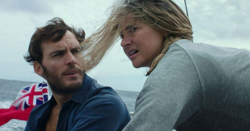 Adrift Trailer Sweeps Shailene Woodley & Sam Claflin Out to Sea