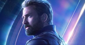 Fans Go Crazy Over Captain America's Backside in New Infinity War Poster