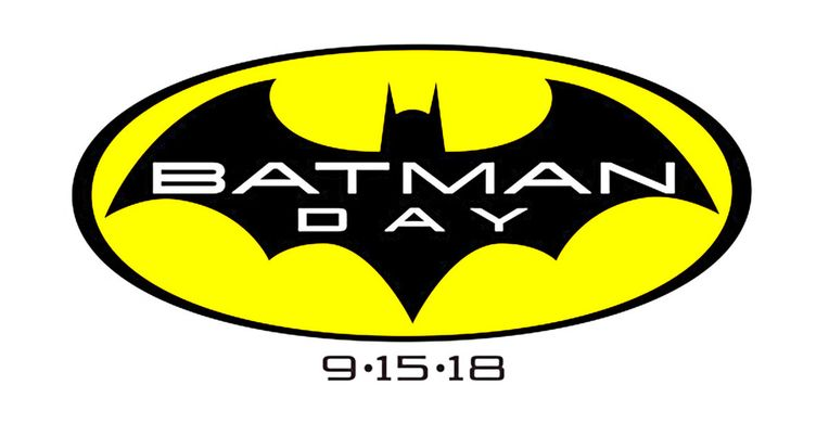 DC Announces Batman Day 2018 Plans