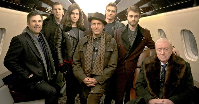 First Look at Now You See Me 2 Cast