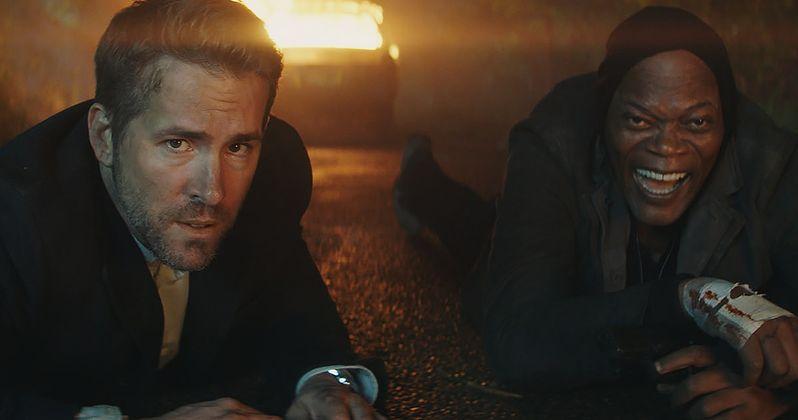 Hitman's Bodyguard Trailer Teams Samuel L. Jackson & Ryan Reynolds