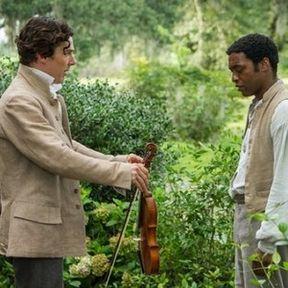 Six Twelve Years a Slave Photos with Benedict Cumberbatch