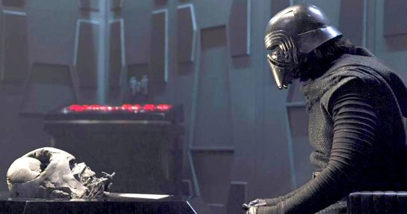 Why Did Kylo Ren Turn to The Dark Side in Star Wars: The Force Awakens?
