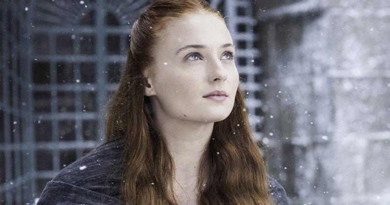 Game of Thrones Season 6 Is the Biggest Yet Says Sophie Turner