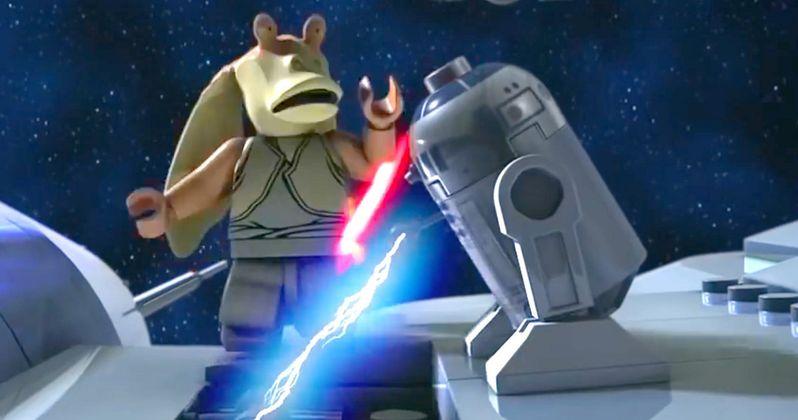 Lego Star Wars: Droid Tales Trailer Kills Off Jar Jar Binks