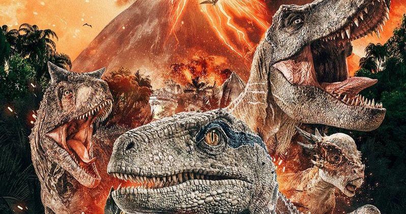 Jurassic World 3 Will Shoot at Pinewood Studios in England