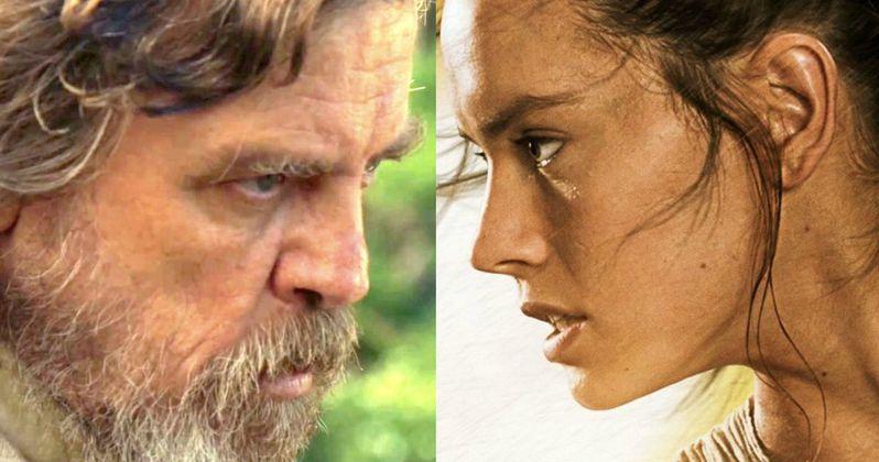 Daisy Ridley on Luke Skywalker in Star Wars 8: He's So Cool
