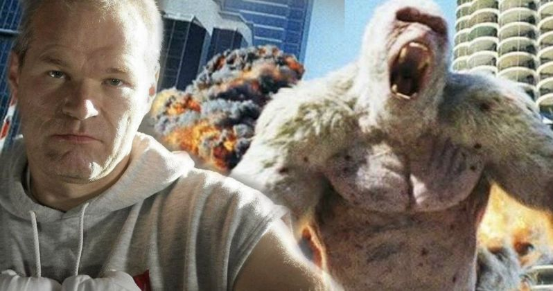 Director Uwe Boll Is Screaming Mad Over The Rock's Rampage