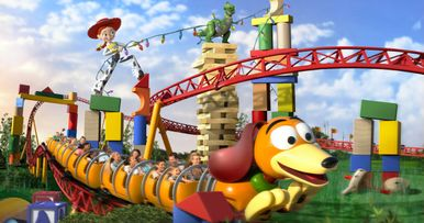 Disney World Opens Toy Story Land in June 2018