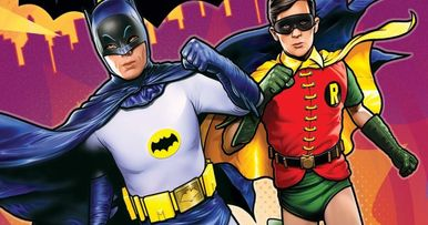 Return of the Caped Crusaders Trailer Resurrects the 1960s Batman TV Show