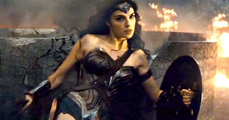 Batman v Superman: Is Wonder Woman Fighting This Iconic Villain?