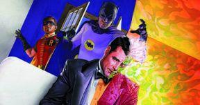 Batman Vs. Two-Face Trailer Celebrates Adam West's Final Movie