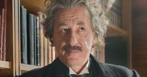 Geoffrey Rush as Albert Einstein Revealed in Genius