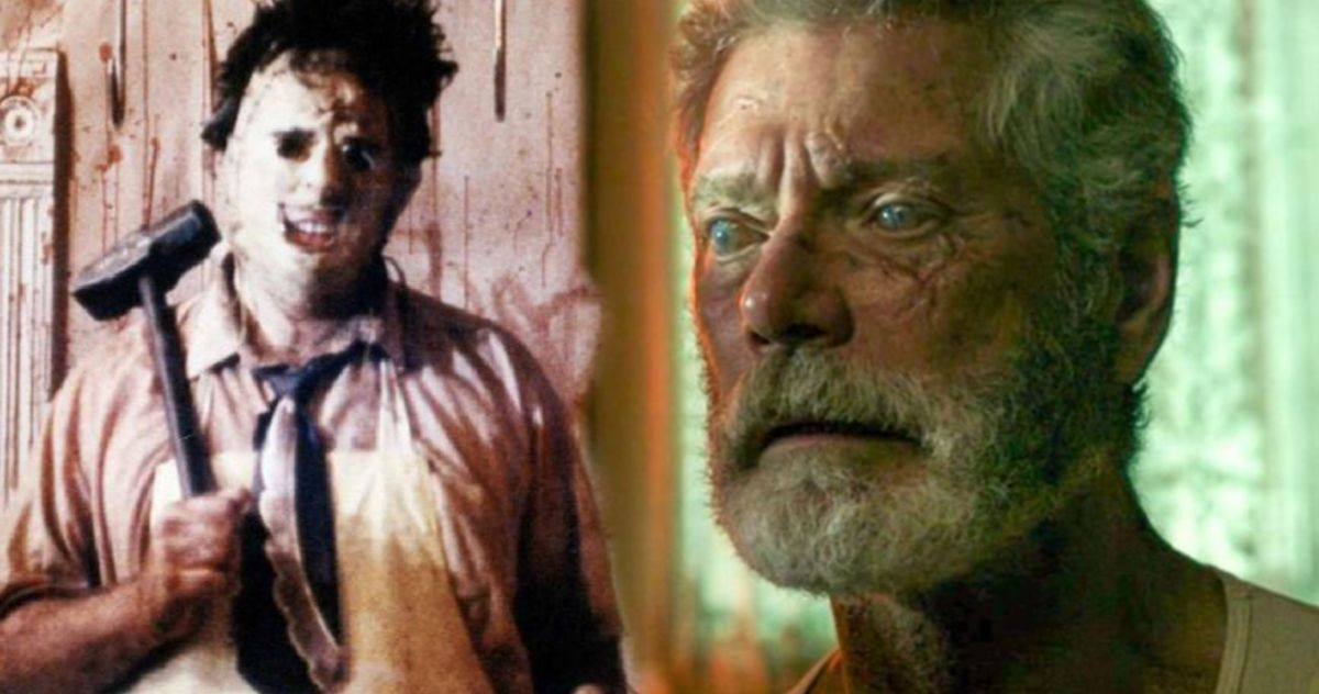 Dont Breathe 2 Texas Chainsaw Massacre Reboot Update
