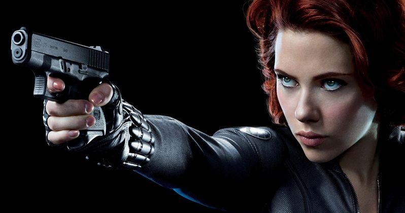 Captain America: Civil War Gives Black Widow a Drastic New Look?