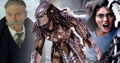 Fox Gives Predator, Alita, and Death on the Nile New Release Dates