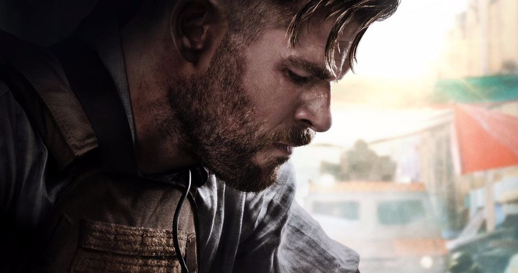 Netflix's Extraction Poster Shows Chris Hemsworth as a Deadly Black Market Mercenary